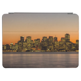 Beautiful sunset in San Francisco iPad Air Cover