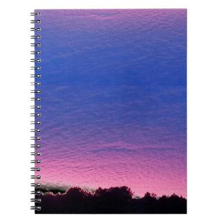 Beautiful Sunset Notebooks