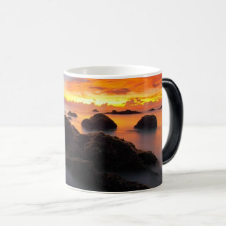 Beautiful Sunset over the Ocean Coffee Mug