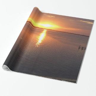 Beautiful Sunset Wrapping Paper