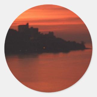 Beautiful sunsets stickers