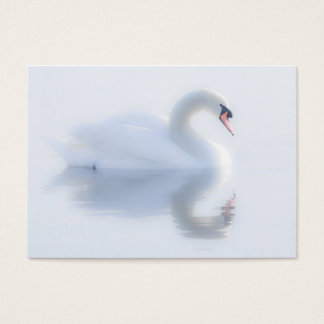 Beautiful Swan Business Card