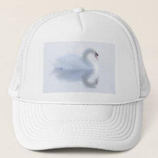 Beautiful Swan Hat/Cap Trucker Hat