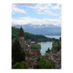 Beautiful Swiss Landscape Postcards