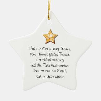 Beautiful tendency ornamentation christmas ornament