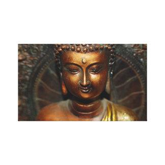 Beautiful Thai Buddha Print on Canvas