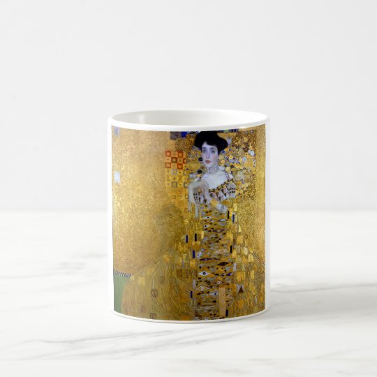 Beautiful The Woman in Gold Gustav Klimt Coffee