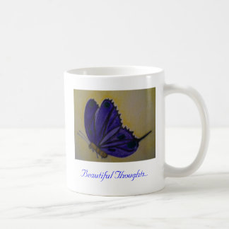 Beautiful Thoughts...Mug Basic White Mug