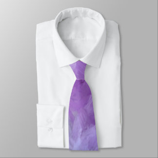 Beautiful Tie Wrapped In Love, Blue and Purple