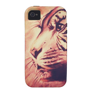 Beautiful Tiger iPhone 4/4S Cover