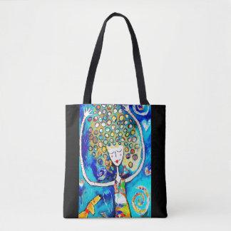 Beautiful tote bag 'Bliss'
