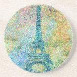 Beautiful trendy girly vintage Eiffel Tower France