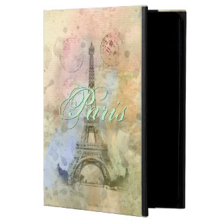 Beautiful trendy girly vintage Eiffel Tower France