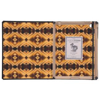 Beautiful Tribal Inspired Pattern iPad Folio Case