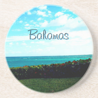 Beautiful Tropical Landscape Coaster