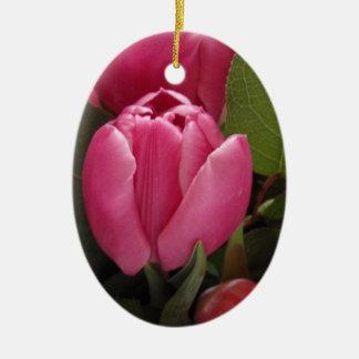 Beautiful Tulip Christmas Ornament