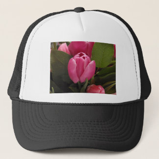 Beautiful Tulip Trucker Hat