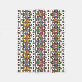 Beautiful Ukrainian Art Fleece Blanket