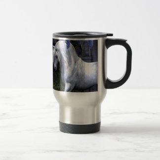 Beautiful Unicorn Travel Mug