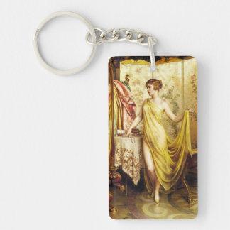 Beautiful Vanitas key chain