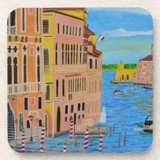 Beautiful Venice 2 Coaster