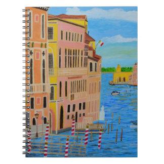 Beautiful Venice 2 Notebook