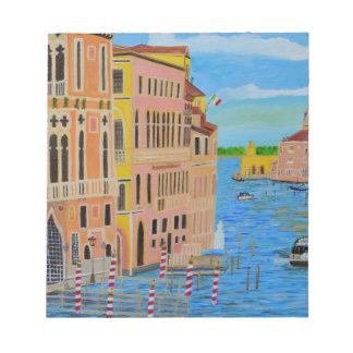Beautiful Venice 2 Notepad