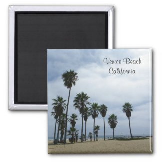Beautiful Venice Beach Magnet! Magnet