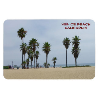 Beautiful Venice Beach Premium Magnet! Magnet