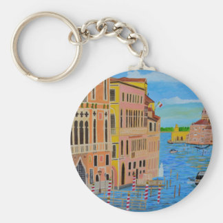 Beautiful Venice Key Ring