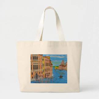 Beautiful Venice Large Tote Bag