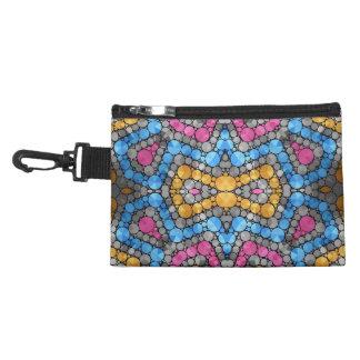 Beautiful Vibrant Shiny Abstract Accessory Bags