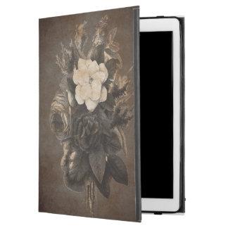 Beautiful Vibrant Vintage Woman iPad Pro Case