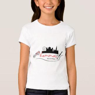 Beautiful Vienna, Austria T Shirts