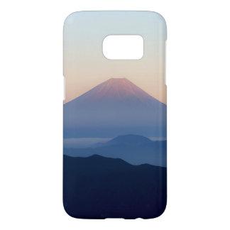 Beautiful view Mt. Fuji, Japan, Sunrise