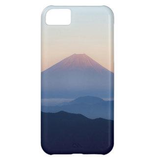 Beautiful view Mt. Fuji, Japan, Sunrise iPhone 5C Case