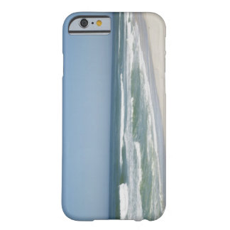 Beautiful view of beach against clear sky 2 barely there iPhone 6 case