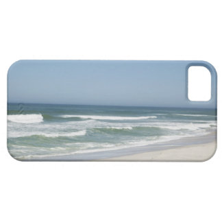Beautiful view of beach against clear sky 2 iPhone 5 cover