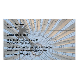 Beautiful View Of The Roof Pack Of Standard Business Cards