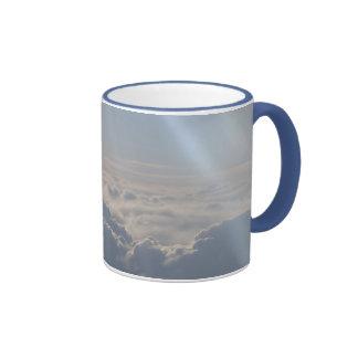 Beautiful View Ringer Mug