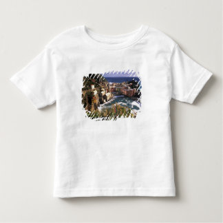 Beautiful Village of Vernazza in the Cinque Toddler T-Shirt