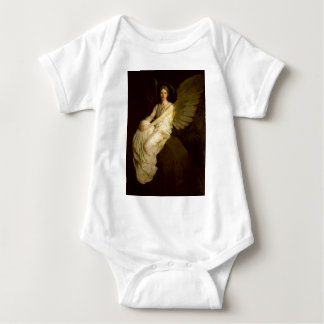 Beautiful Vintage Angel - Abbott Handerson Thayer Baby Bodysuit