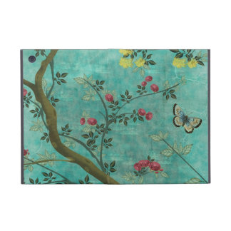 Beautiful vintage antique blossom tree butterflies iPad mini cover