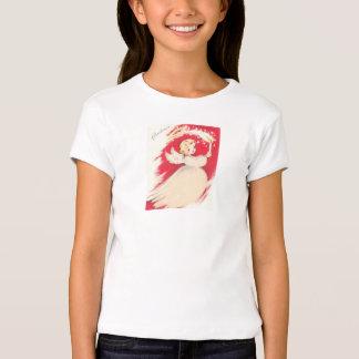 Beautiful Vintage Mid Century Mod Retro Angel T-Shirt
