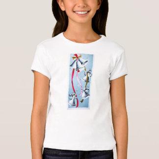 Beautiful Vintage Mid Century Mod Retro Angels T-shirts