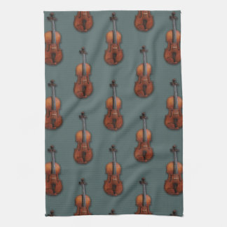 Beautiful Viola Case Cloth Design