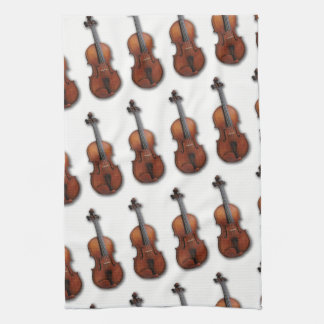 Beautiful Viola Kitchen Towel Design