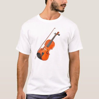 Beautiful Viola Musical Instrument T-Shirt