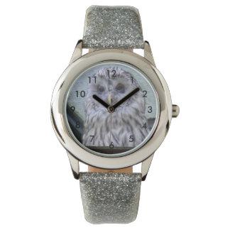 Beautiful Watching Owl Watch