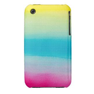 Beautiful Watercolor Rainbow Case-Mate iPhone 3 Case